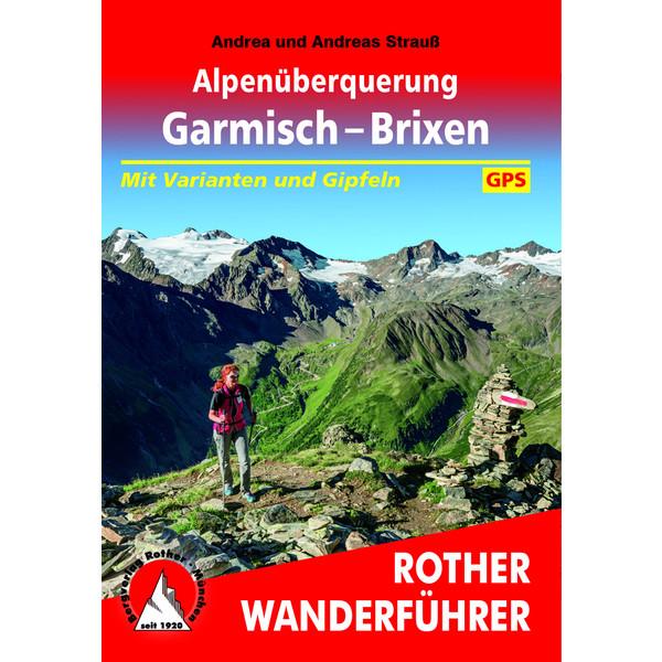 BvR Alpenüberquerung Garmisch - Brixen
