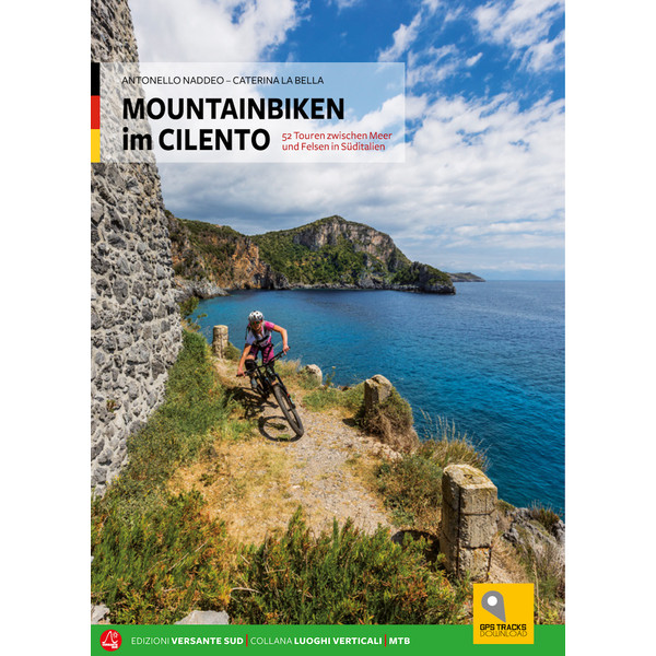 Mountainbike im Cilento