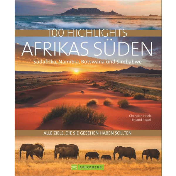 100 Highlights Afrikas Süden