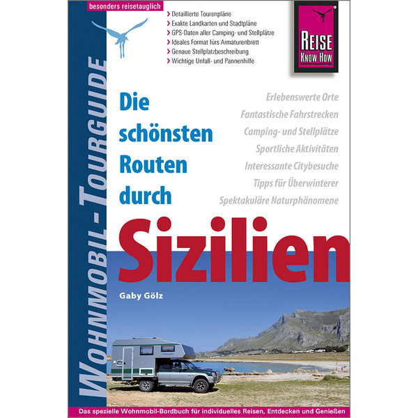 RKH Wohnmobil-Tourguide Sizilien