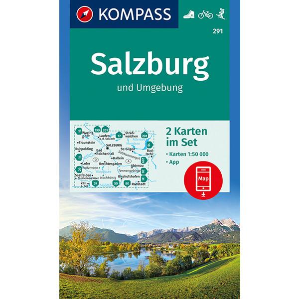 KOKA 291 Salzburg und Umgebung