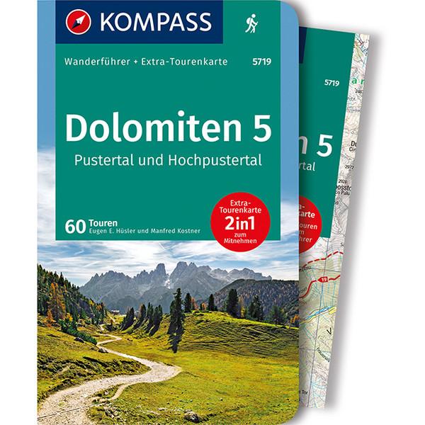 KOKA Wanderführer Dolomiten 5