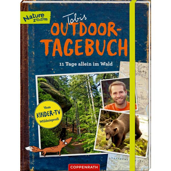 TOBIS OUTDOOR-TAGEBUCH - Kinderbuch