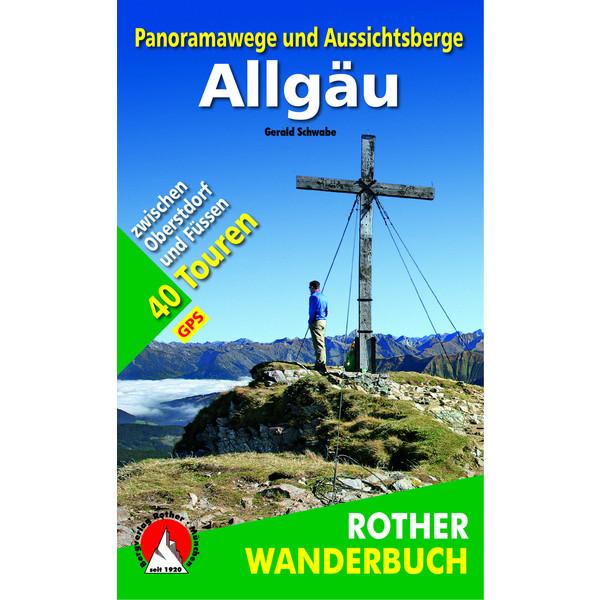 Panoramawege und Aussichtsberge Allgäu