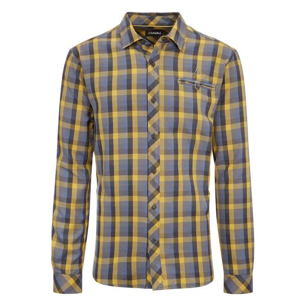 Schöffel SHIRT STOCKHOLM2 Männer - Outdoor Hemd