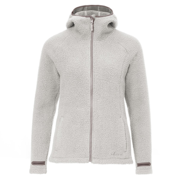 FRILUFTS VORMSI HOODED FLEECE JACKET Frauen - Fleecejacke