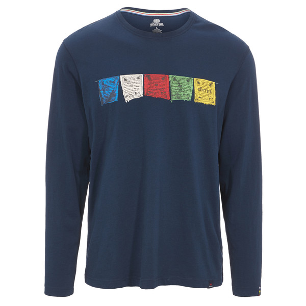 Sherpa Tarcho Long Sleeve Tee Männer - T-Shirt