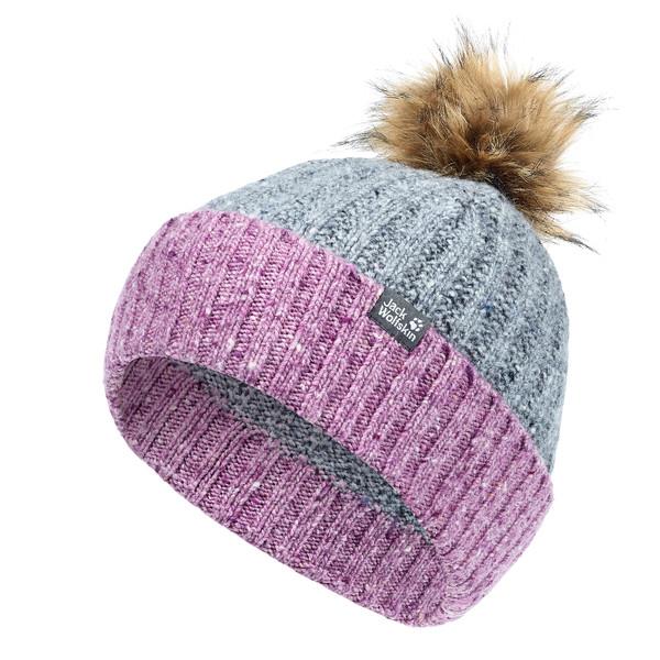 Jack Wolfskin MERINO CAP Kinder - Mütze