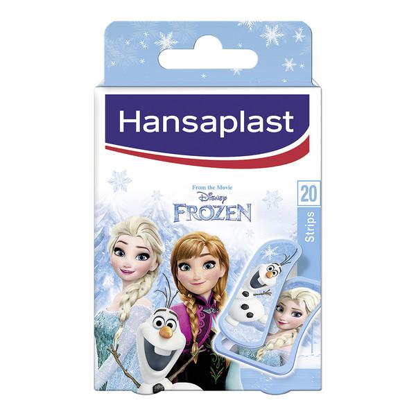 Hansaplast JUNIOR STRIPS FROZEN - Pflaster