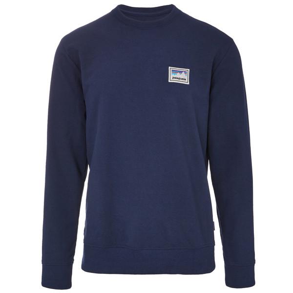 Patagonia M' S SHOP STICKER PATCH UPRISAL CREW SWEATSHIRT Männer - Sweatshirt