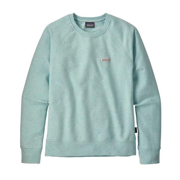 Patagonia W' S PASTEL P-6 LABEL AHNYA CREW SWEATSHIRT Frauen - Sweatshirt