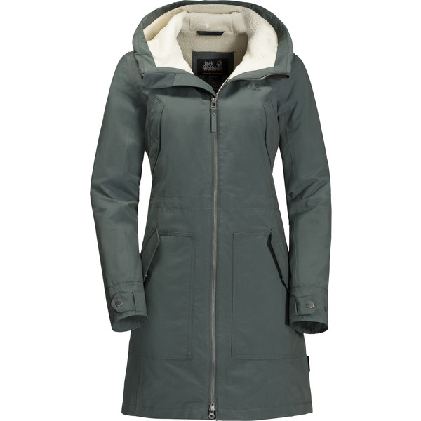 aliexpress am besten bewertet neuesten exklusives Sortiment Jack Wolfskin ROCKY POINT PARKA Wintermantel