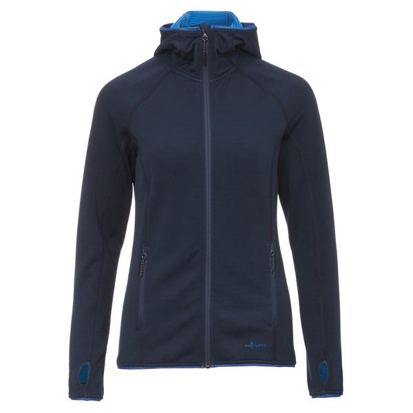 FRILUFTS Ouse Hooded Fleece Jacket Frauen - Fleecejacke