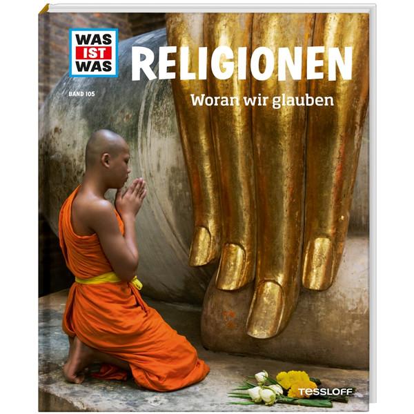WAS IST WAS RELIGIONEN - Kinderbuch