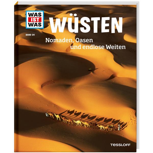 WAS IST WAS Wüsten