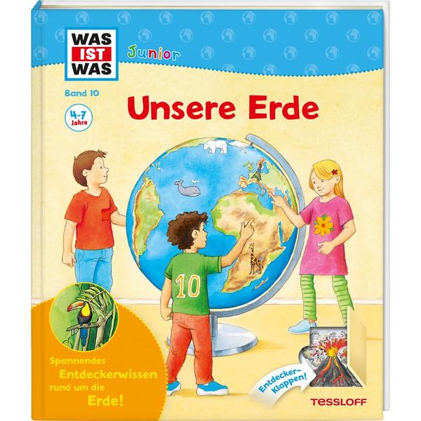 WAS IST WAS Junior - Unsere Erde