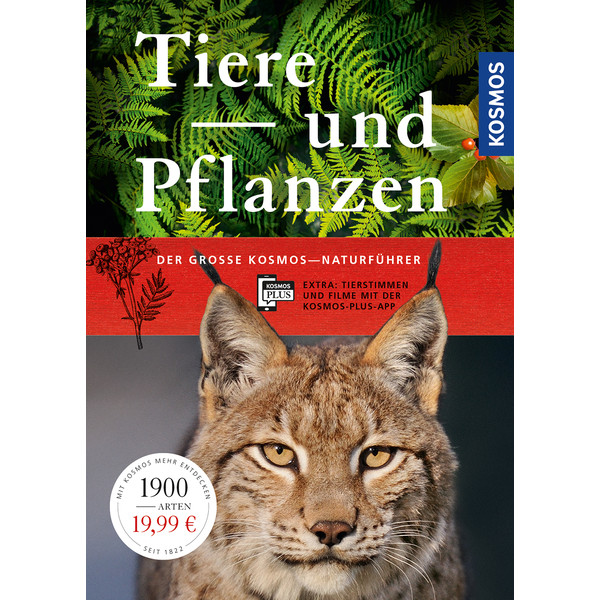 Kosmos-Naturführer Tiere und Pflanzen