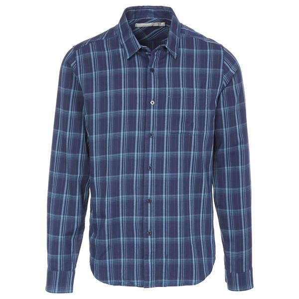 Icebreaker Compass Flannel LS Shirt Männer - Outdoor Hemd