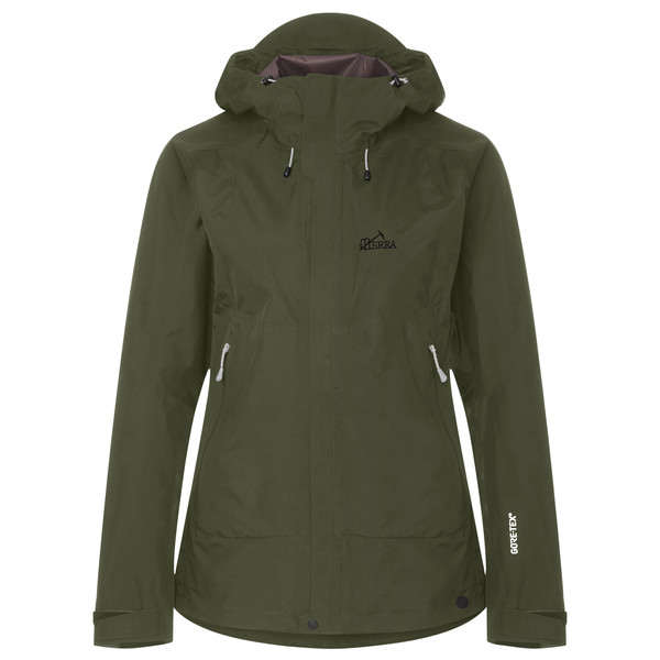 Tierra BACK UP JACKET GEN.3 W Frauen - Regenjacke