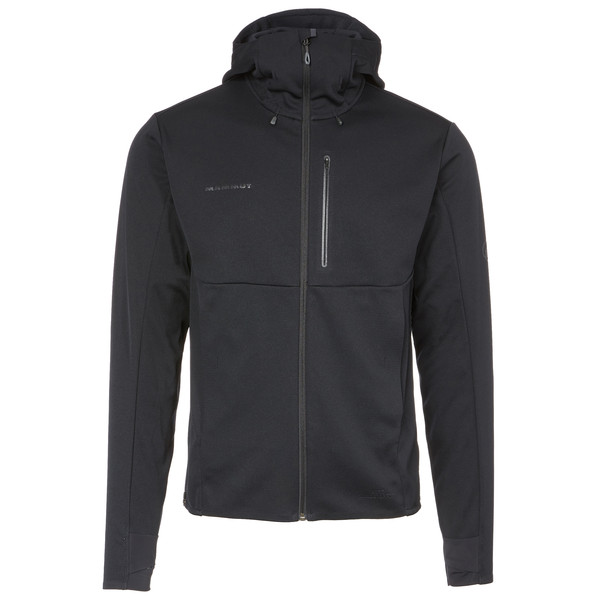 Mammut ULTIMATE V SO HOODED JACKET Männer - Softshelljacke