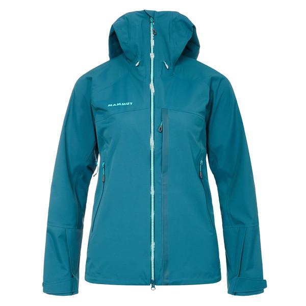 Mammut Masao HS Hooded Jacket Frauen - Regenjacke