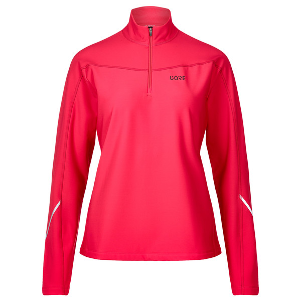 Gore Wear R3 DAMEN THERMO ZIP SHIRT LANGARM Frauen - Fleecepullover