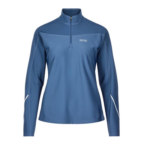 Gore Wear R3 DAMEN THERMO ZIP SHIRT LANGARM Frauen - Fleecepullover