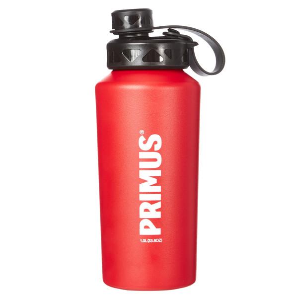Primus TRAILBOTTLE 1.0L S.S. RED - Trinkflasche