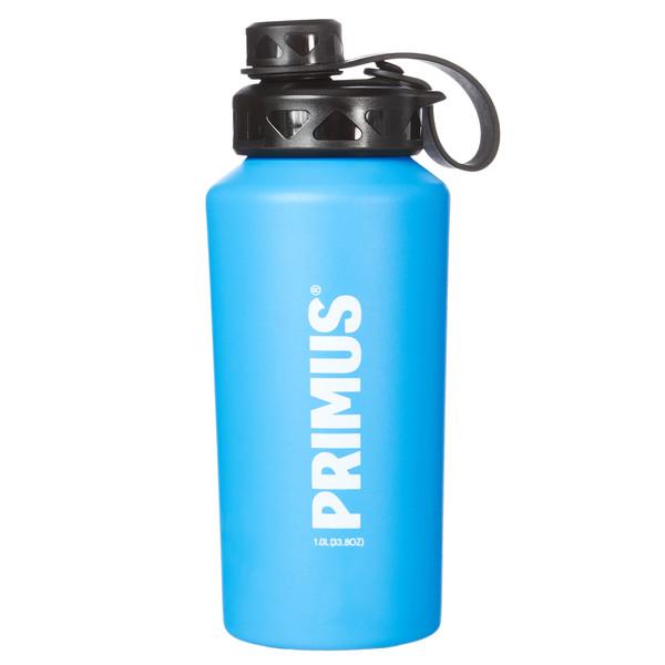 Primus TRAILBOTTLE 1.0L S.S. BLUE - Trinkflasche