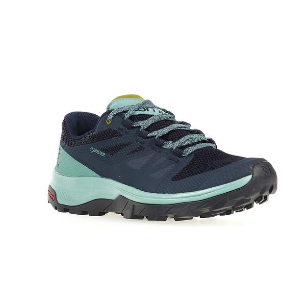 Salomon OUTline GTX® W Damen Outdoorschuh Freizeitschuh Trekkingschuh