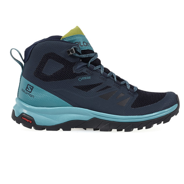 Salomon OUTLINE MID GTX Frauen - Hikingstiefel