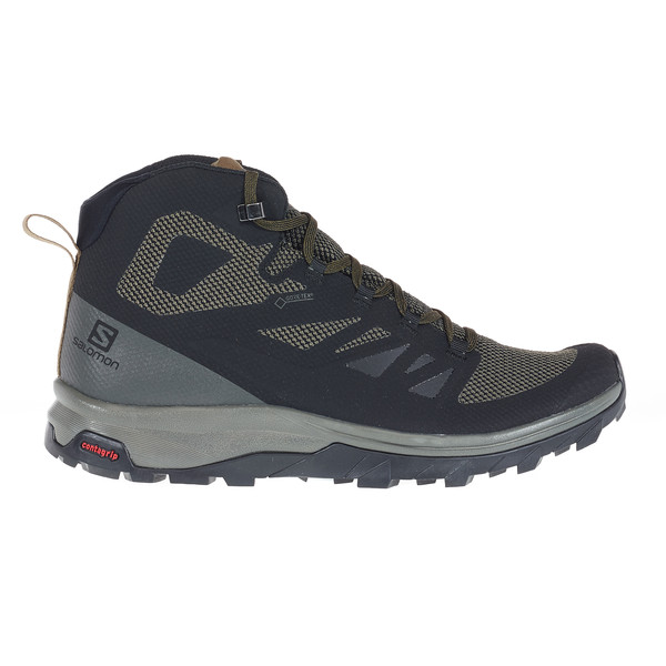 Salomon OUTLINE MID GTX Männer - Hikingstiefel