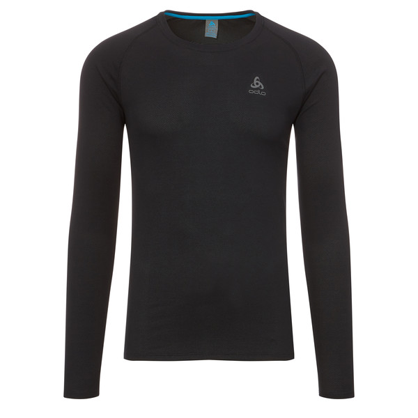 Odlo BL TOP CREW NECK L/S ACTIVE F-DRY LIGHT Männer - Funktionsunterwäsche