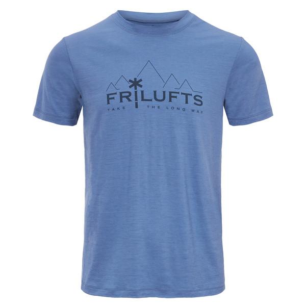FRILUFTS Waiho Printed T-Shirt Männer - Funktionsshirt