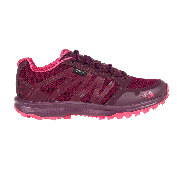 The North Face LITEWAVE FASTPACK GTX (GRAPHIC) Frauen - Hikingschuhe
