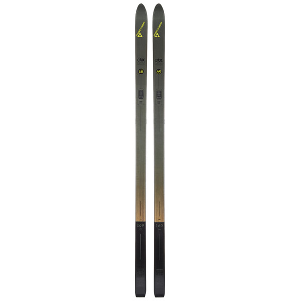 Fischer OUTBACK 68 SKIN - Backcountry Ski