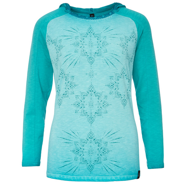 Chillaz LS BERGAMO ORNAMENT Frauen - Langarmshirt