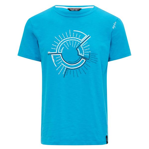 Chillaz T-SHIRT CLIMBING MAP Männer - T-Shirt