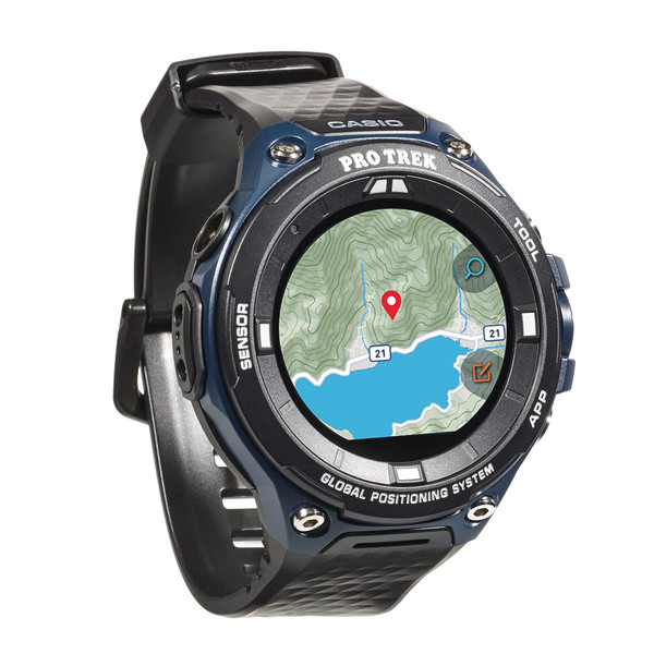 Casio Pro Trek WSD-F20A - Outdoor Uhr