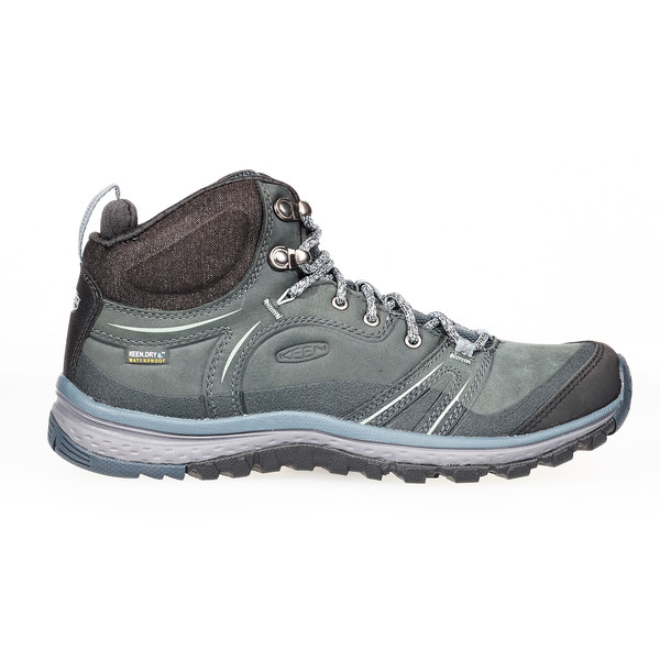 Keen TERRADORA LEATHER MID WP Frauen - Hikingstiefel