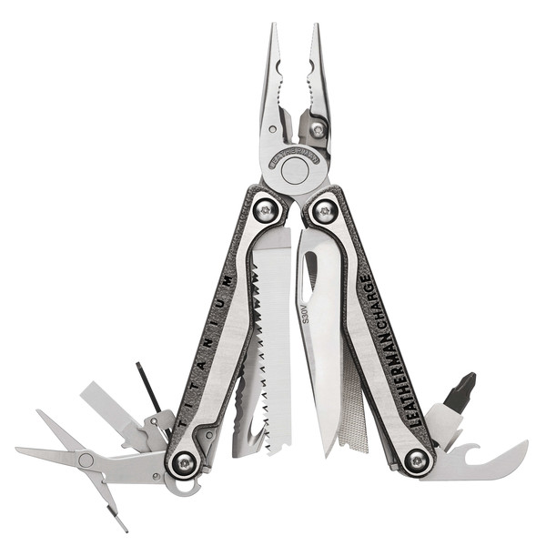 Leatherman CHARGE PLUS TTI - - Multifunktionswerkzeug
