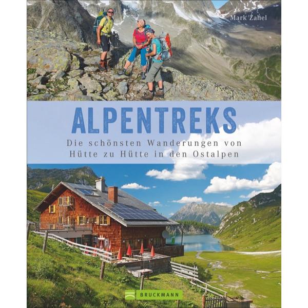 ABENTEUER ALPENTREKS - Wanderführer