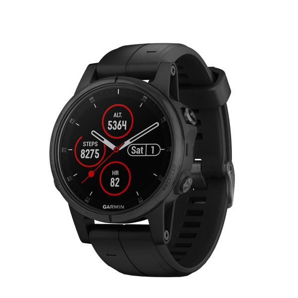 Garmin fenix 5S Plus Saphire - Smartwatch