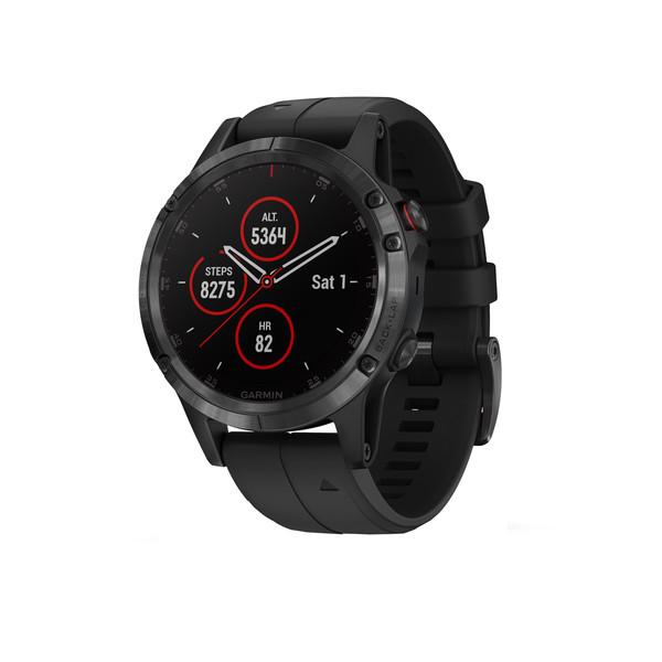 Garmin fenix 5 Plus Saphire - Smartwatch