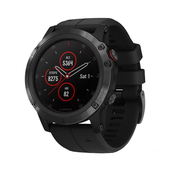 Garmin FENIX 5X PLUS SAPHIRE - Smartwatch