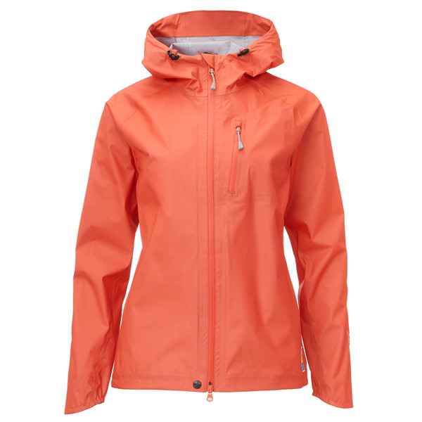 Tierra Resorted Active Shell Jacket Frauen - Regenjacke