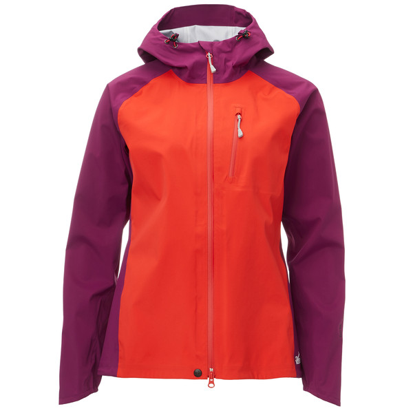 Tierra RESORTED ACTIVE SHELL JACKET W Frauen - Regenjacke