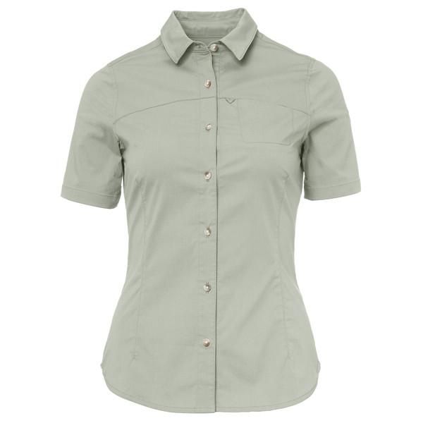Fjällräven HIGH COAST STRETCH SHIRT SS W Frauen - Outdoor Bluse