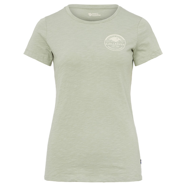 Fjällräven FOREVER NATURE BADGE T-SHIRT W Frauen - T-Shirt