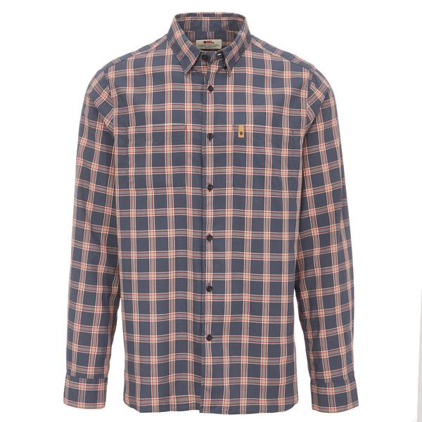 Fjällräven HIGH COAST SHIRT LS M Männer - Outdoor Hemd